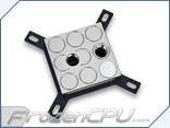 EK Supremacy EVO Universal CPU Liquid Cooling Block - Full Nickel CSQ (EK-Supremacy EVO - Full Nickel (Original CSQ))