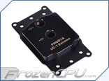 Phobya UC-1 AMD LT CPU Liquid Cooling Block  - Black Brass Edition - AMD (10423)