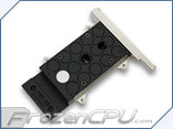 EK ASUS Maximus VI Impact Full Board Cooling Block Kit - Nickel + Acetal CSQ (EK-FB ASUS M6I - Acetal+Nickel (Original CSQ))