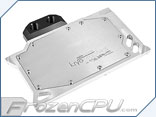 Aquacomputer Kryographics GTX 780 Ti Full Coverage Liquid Cooling Block - Nickel / Stainless Steel (23583)