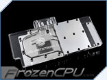 Bitspower MSI 780 Lightning Water Block - Nickel Plated / Acrylic / Stainless (BP-WBVGNGTX780MLTNPAC)