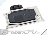 Aquacomputer Kryographics GTX 780 Ti Full Coverage Liquid Cooling Block - Nickel / Black Acrylic Edition (23591)