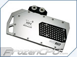 "HEATKILLER GPU-X³ GTX 770 ""Hole Edition"" Full Reference Design Coverage Water Block - Nickel / Black (15538)"
