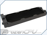"Swiftech MCR220 ""Quiet Power"" 2 x 120mm Radiator w/ Reservoir (MCR220-QP Res. R2)"