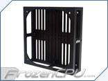 "Swiftech MCB-120™ Revision 2 ""Radbox"" Radiator/Fan Housing - Black"