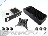 XSPC Raystorm RX240 V3 Extreme Universal CPU Water Cooling Kit w/ DDC Bay Reservoir and Free Dead-Water!
