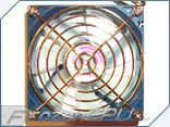 OEM Enermax (Tek-Chain) Blue LED 120mm Fan w/ Speed Control