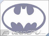 FrozenCPU Batman Applique