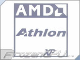 FrozenCPU AthlonXP 2 Applique