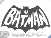 FrozenCPU Batman 3 Applique