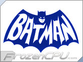 FrozenCPU Batman 3 UV Reactive Applique