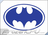 FrozenCPU Batman 2 UV Reactive Applique
