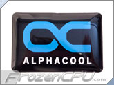 Alphacool Case Badge
