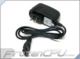 AC to DC Adapter - 110V AC to 12V DC Converter w/ Standard 4 Pin (500mA Max)