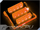 Bitspower X-Station Mini Multi-PSU Active Module Set - Orange LED (BP-MINIXSPSU-OR)