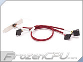 FrozenCPU.com PCI Slot Device Switch - 4-Pin Molex w/ Bypass