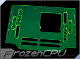 Primochill Wet Bench Motherboard Tray Set - UV Green (TBWT-UG)