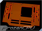 Primochill Wet Bench Motherboard Tray Set - UV Red / Pink (TBWT-UPK)