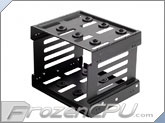Silverstone Hard Drive Cage w/ Suspension Mount (CFP53B)