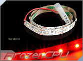 Lian Li 12V Red LED Kit - 360mm Strip Lighting - 4-Pin (LED-R)