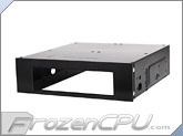 "Silverstone FP55 5.25"" to 1 x 3.5"" HDD and 2 x 2.5"" HDD Drive Bay Adapter Bracket (SST-FP55-B)"