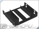 "Lian Li HD-520X Internal 2.5"" HDD / SSD Mounting Kit - Black"