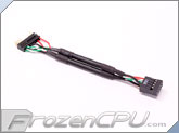 Lian Li PW-IO2AH100 USB 3.0 (20pin) Header to USB 2.0 Header (PW-IO2AH100)