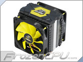 Akasa Venom Voodoo Universal CPU Cooler w/ Direct Contact (AK-CC4008HP01) (Sockets LGA 775 / 1155 / 1156 / 1366 / 2011 / AM2 / AM3 / FM1)
