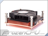 Akasa 1U Server Intel Copper CPU Cooler (AK-CC064) (Sockets 1366)