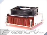 Akasa 2U Server Intel Copper CPU Cooler (AK-CC7302BT01) (Sockets 1155 / 1156 / 1366)
