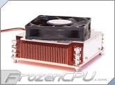 Akasa 2U Server Intel Copper CPU Cooler (AK-CC6502BP01) (Sockets 2011)