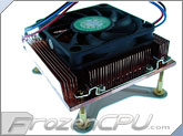 AOC Low Profile Copper Cooler - EC-CUW3-610 Socket 478
