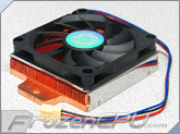 AOC Low Profile Copper Cooler - EC-K8L-710 Socket 940