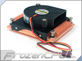 Cooljag E2DC / 180� 1U Server CPU Cooler (JACE2DC) - Socket 478