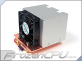 Cooljag DAL-D/S2 2U Server CPU Cooler (JAC2703C) - Socket 771
