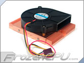 Cooljag SFO-7 1U Server CPU Cooler (JACL8GC) - Socket 939 / 940 / F / C32