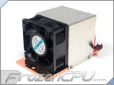 Cooljag FAT-D 2U Server CPU Cooler (CJC18AC) - Socket F Long Version