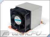 Cooljag SFO-DF5 2U Server CPU Cooler  (JAC18SC) - Socket 754 / 939 / 940 / F / C32