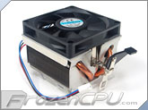 Cooljag CJC689C Dual Heatpipe Desktop CPU Cooler - Socket 754/939/940/AM2/F