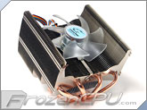 Cooljag Falcon 4 Quad Heatpipe PWM CPU Cooler (JYC8A03A-A) - Socket LGA 1366
