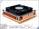Cooljag DAY-A 1U Server Active PWM Fan Copper CPU Cooler (JAC7B15C) - Socket LGA 1366 / 1356