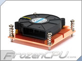 Cooljag DEN-7 1U Server CPU Cooler (JACLL03C-0) - Socket LGA 115x