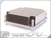 Cooljag DAY-BQ 1U Server Fanless Passive CPU Cooler (DAY-BQ) - Socket LGA 1356 / 1366