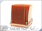 Cooljag BUF-E Fanless Copper CPU Cooler (BUF-E) - Socket rPGA988