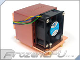 Dynatron H6EG 2U Server PWM CPU Cooler - Socket 771
