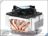 Dynatron Q3 2U Server Active CPU Cooler - Intel� Nehalem-EX Xeon� -  Socket LGA 1567