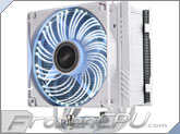 Enermax CPU Air Cooler 250W+ Intel/AMD PDF Design, DFR Technology, Autoplay LED -White (ETS-T50A-WVS)