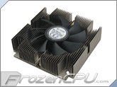 Gelid Solutions Slim Silent I-Plus Low Profile CPU Cooler (CC-SSilence-iplus) (Sockets 775 / 1155 / 1156)