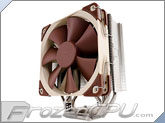 Noctua NH-U12S 5-Heatpipe Slim CPU Heat Sink - Socket AM2 / AM3 / FM1 / 2011 / 1366 / 1156 / 1155 / 1150