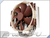 Noctua NH-U14S 6-Heatpipe Slim CPU Heat Sink - Socket AM2 / AM3 / FM1 / 2011 / 1366 / 1156 / 1155 / 1150